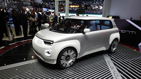 Fiat CentoVenti at the 2019 Geneva motor show