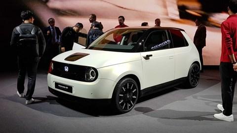 Honda e Prototype: cute Hondas are back!