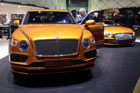 Bentley Bentayga Speed: the trend for bigger, faster SUVs shows no signs of abating