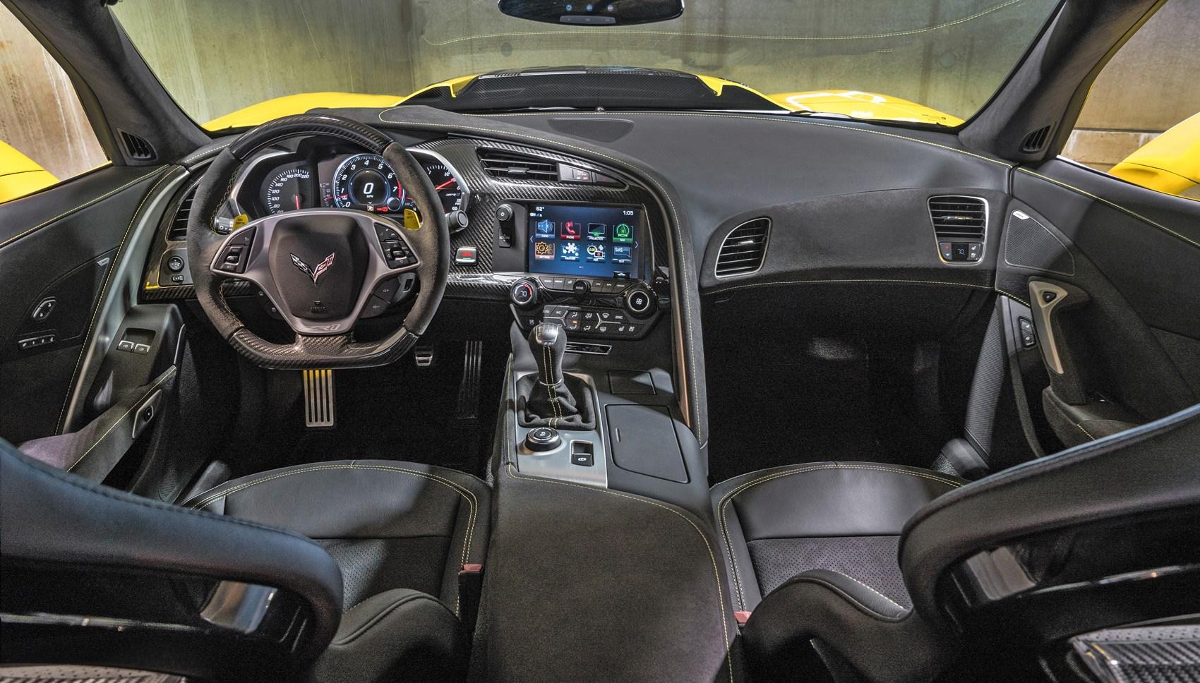 2017 Chevrolet Corvette Stingray >> Chevrolet Corvette C7 ZR1 (2019) review: the ultimate ...