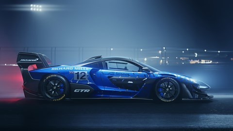 This is how McLaren Senna GTR makes a tonne of downforce