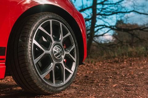 Up GTI wheel