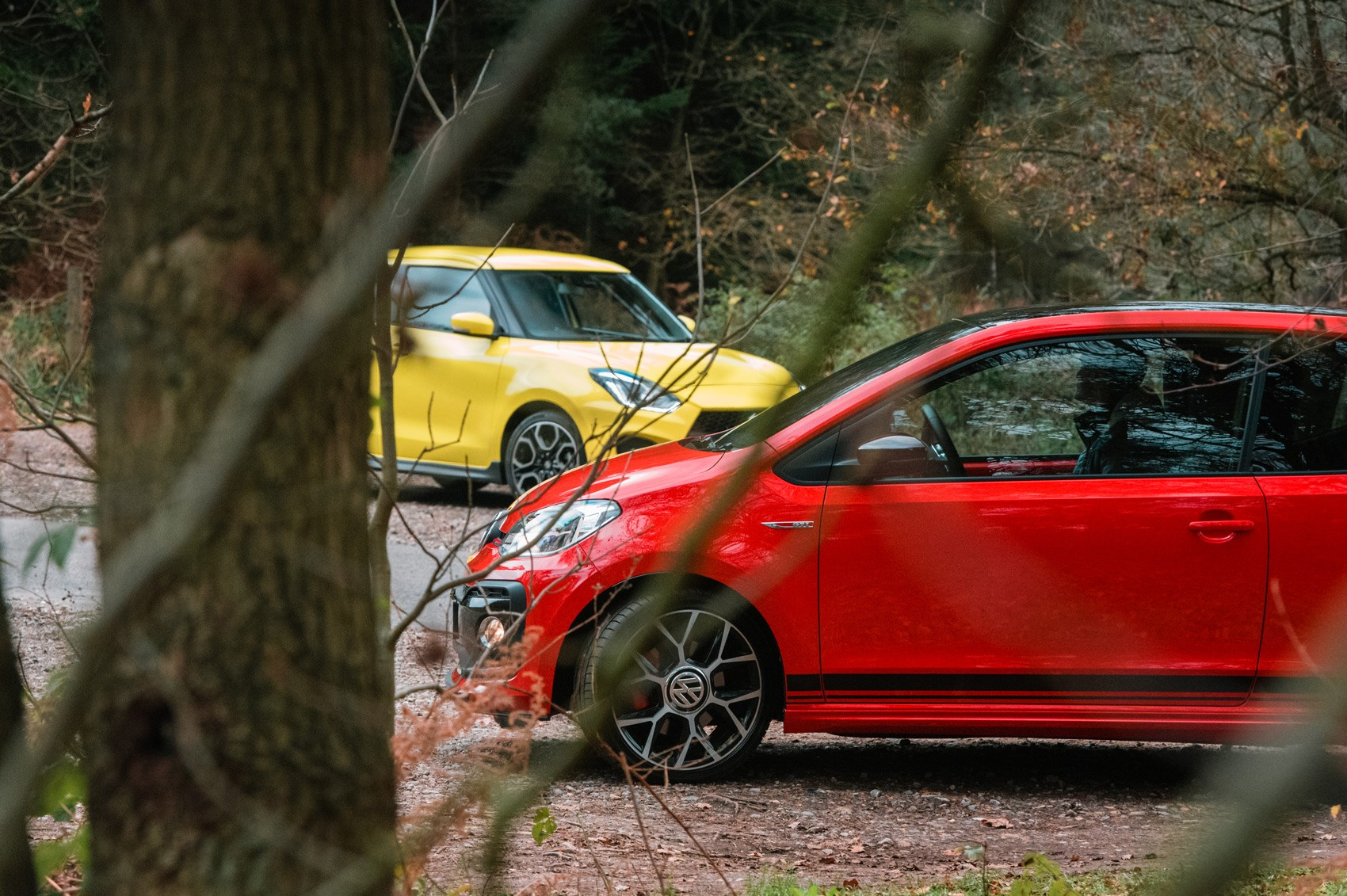 Twin City Mazda >> VW Up GTI vs Suzuki Swift Sport (2019) twin test review ...