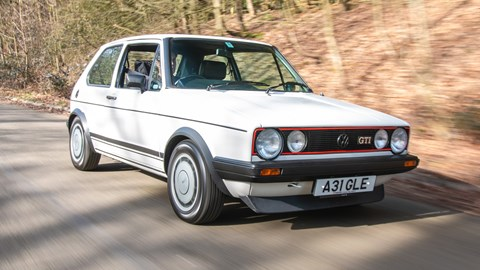 Driving the classics: Volkswagen Golf GTI Mk1 review | CAR
