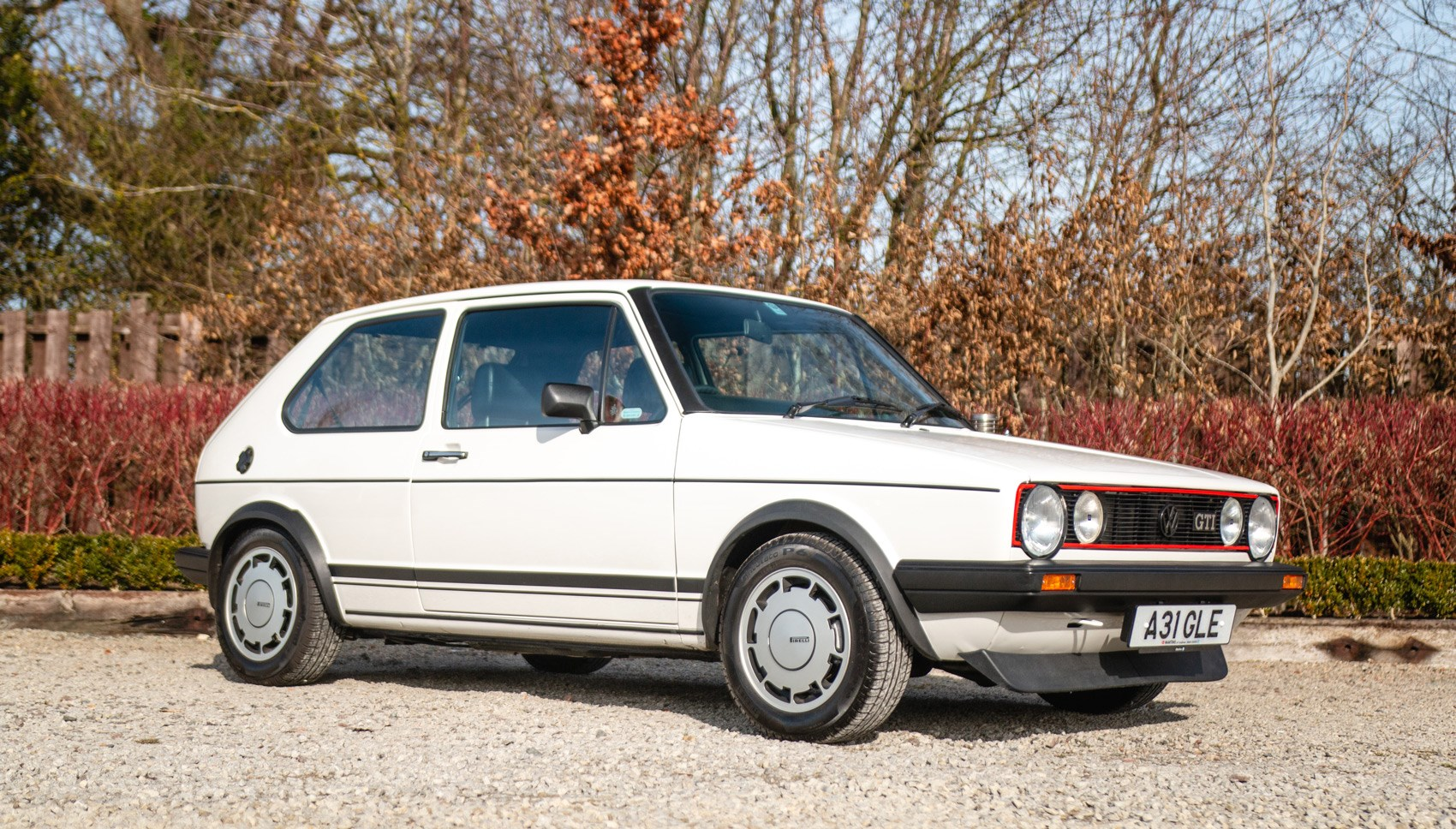 Driving The Classics Volkswagen Golf Gti Mk1 Review Car Magazine