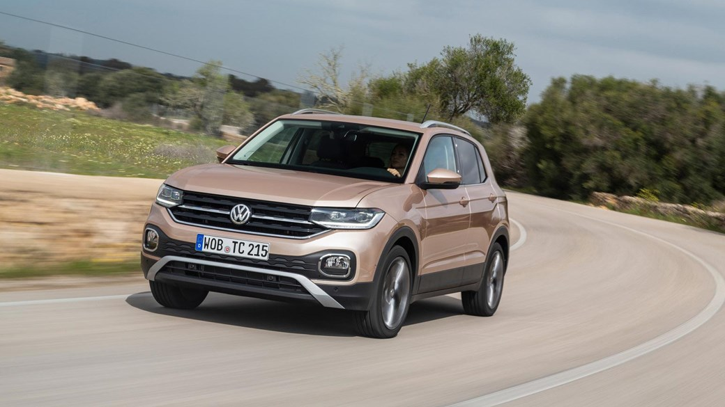 Vw T Cross Review 2019 Car Magazine