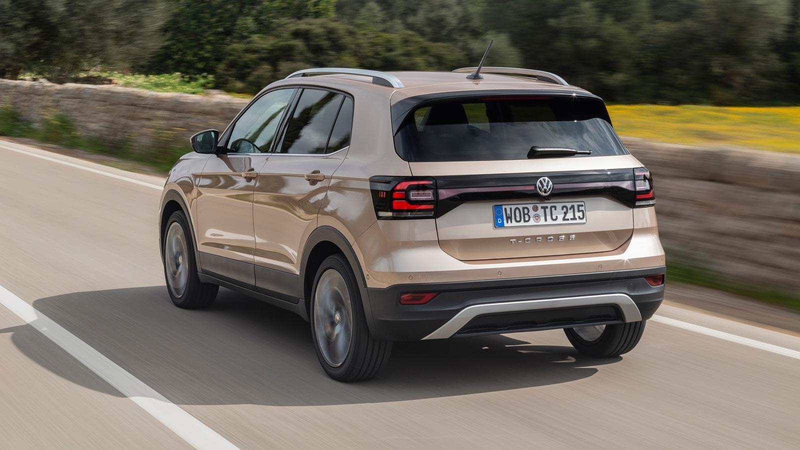 VW T-Cross review 2019   CAR Magazine