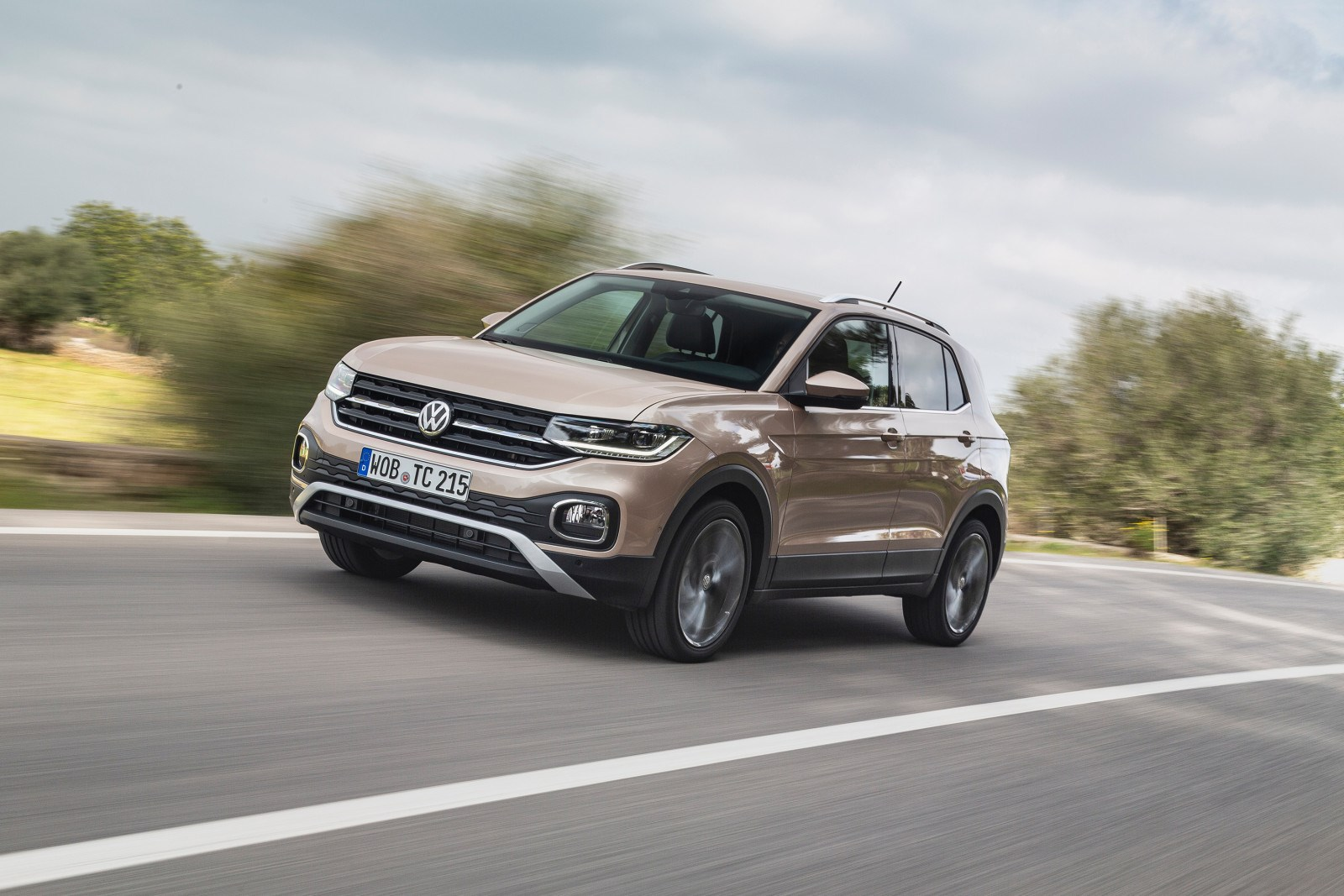 VW T-Cross UK prices from £16,995