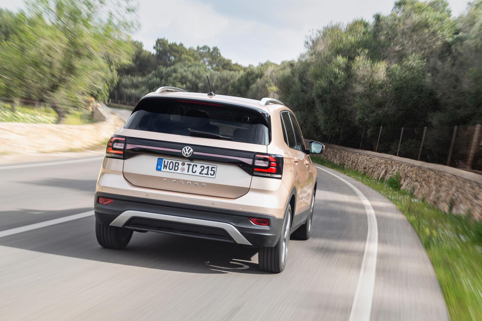 VW T-Cross review by CAR magazine UK