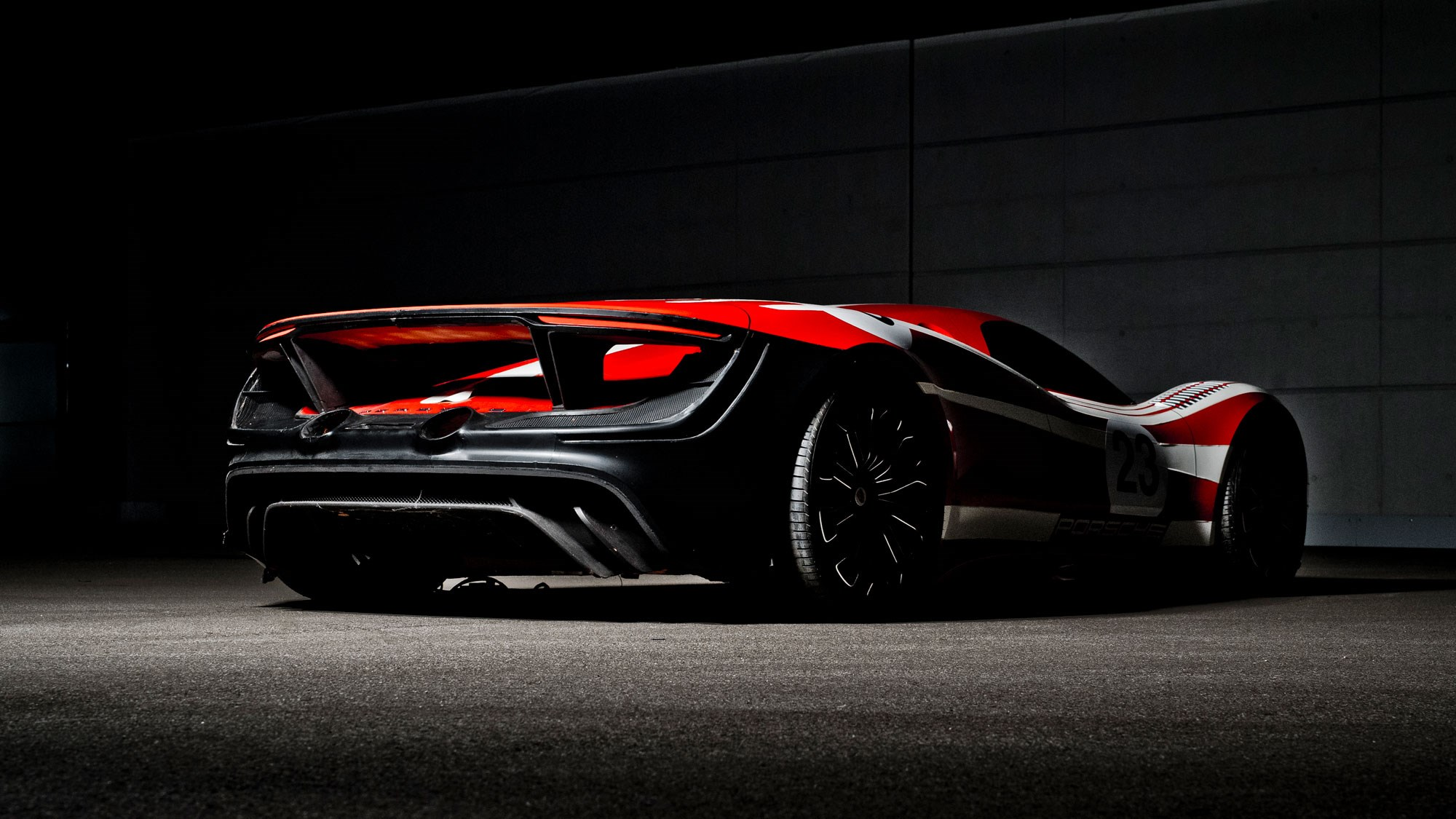 Bmw Of Murray >> Porsche 917 concept: fresh pictures of the revised racer ...