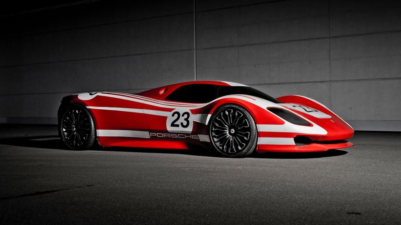 Porsche 917 For Sale >> The Porsche 917 concept is coming to GT Sport | CAR Magazine