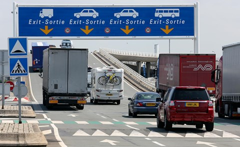 Driving abroad: about to get more complicated after Brexit? (Getty)