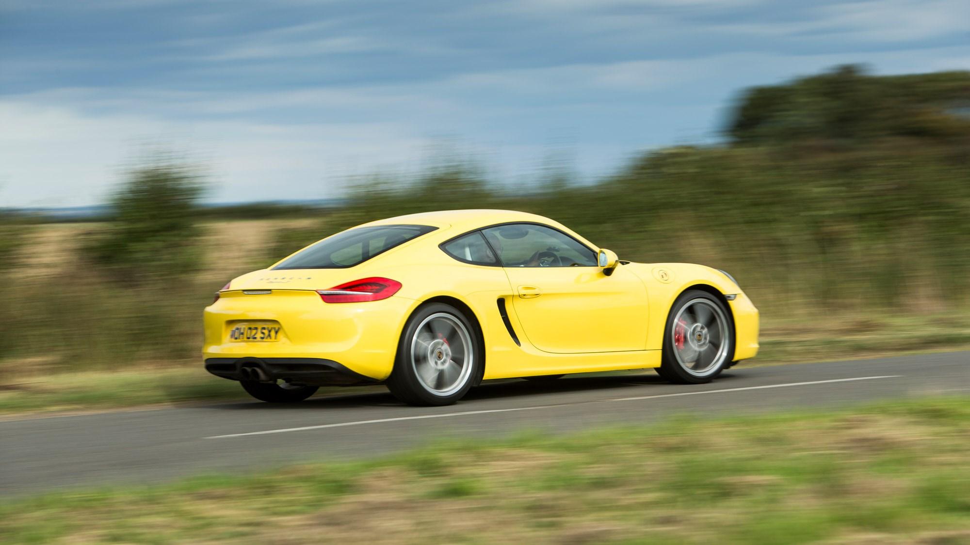 Icon Buyer Porsche 981 Cayman Car Magazine