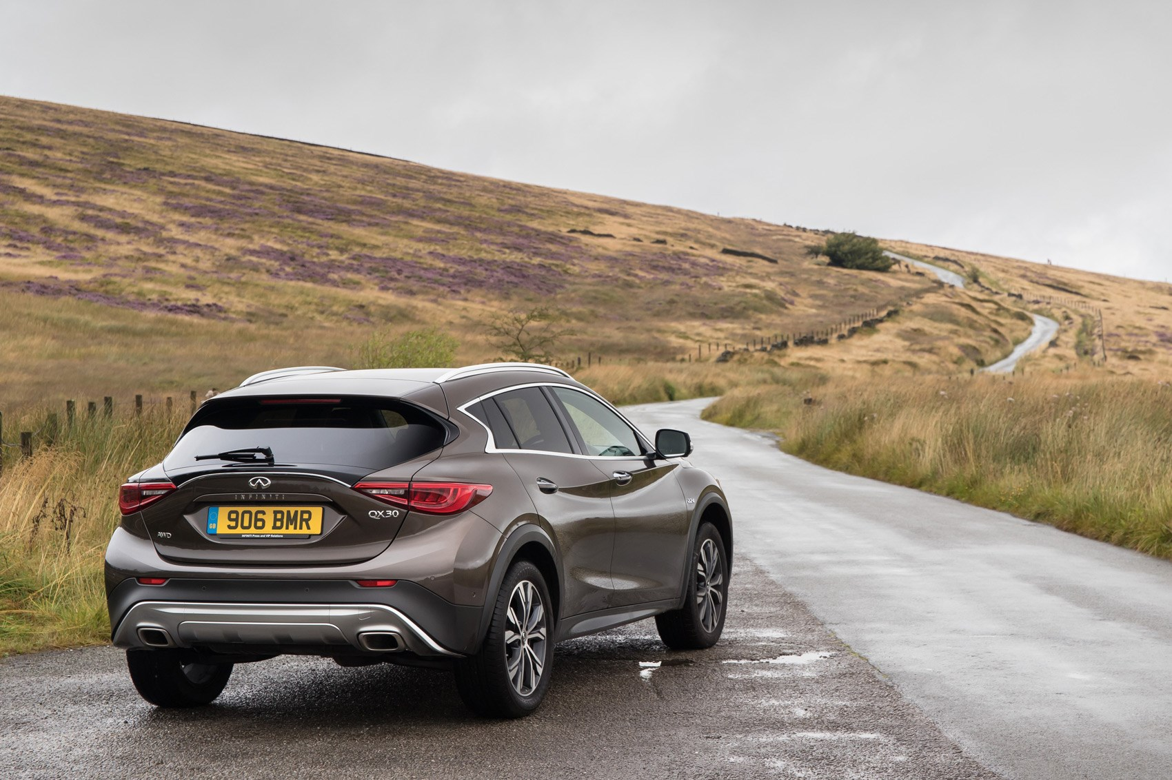 2020 Infiniti QX30 Becomes Electric Crossover SUV >> Infiniti Leaving Uk And Europe In 2020 Car Magazine