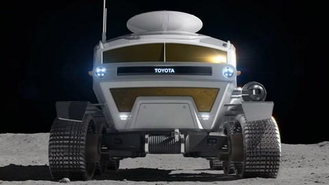 JAXA Lunar moon rover