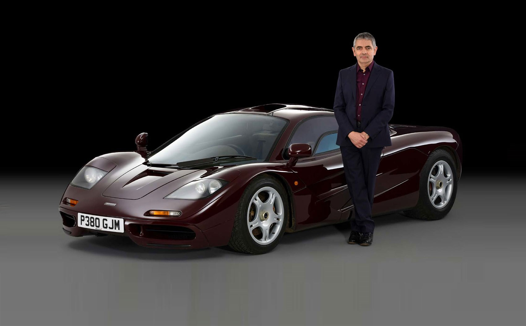 Rowan Atkinson S Mclaren From Twice Crashed Mess To Icon