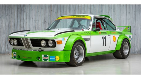 1978 BMW 3.0 CSL Batmobile