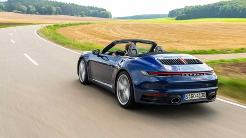 Porsche 911 Carrera Cabriolet And Carrera S Cabriolet Review