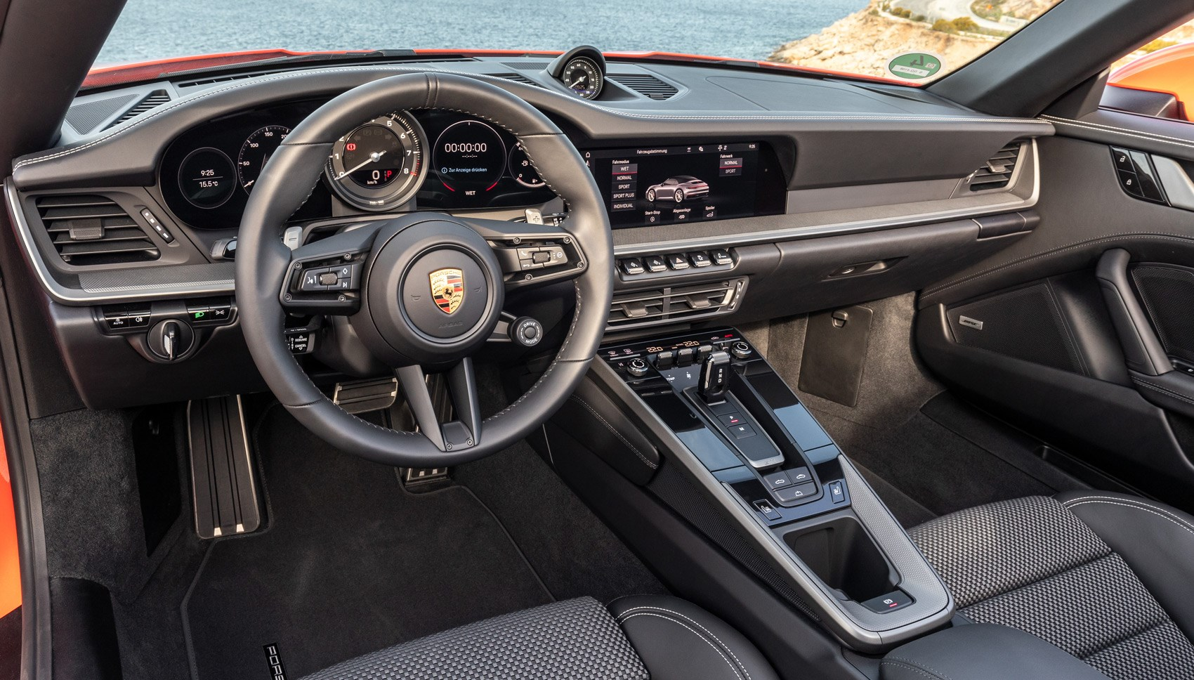 Porsche 911 Carrera Cabriolet And Carrera S Cabriolet Review Car Magazine