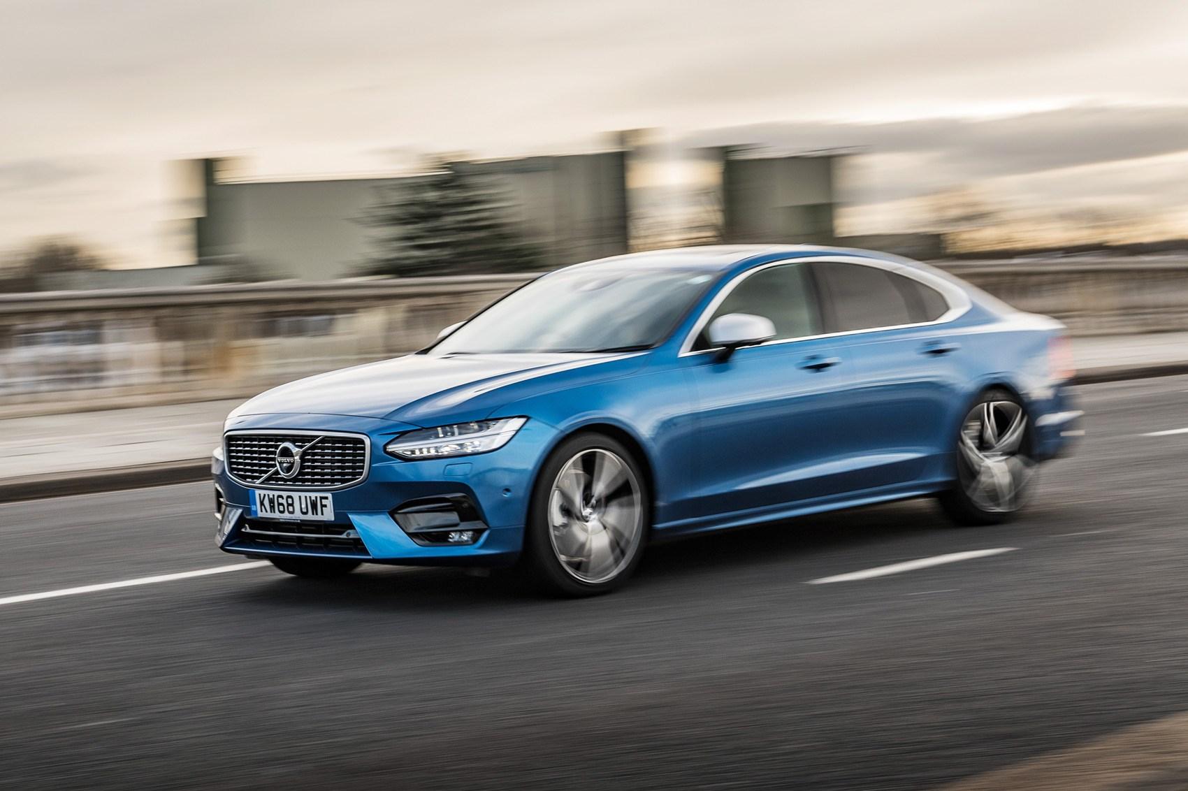 Volvo S90 T5 R-Design long-term test review | CAR Magazine