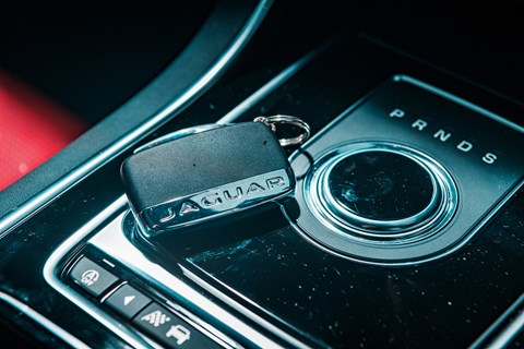 JLR Activity Key fob