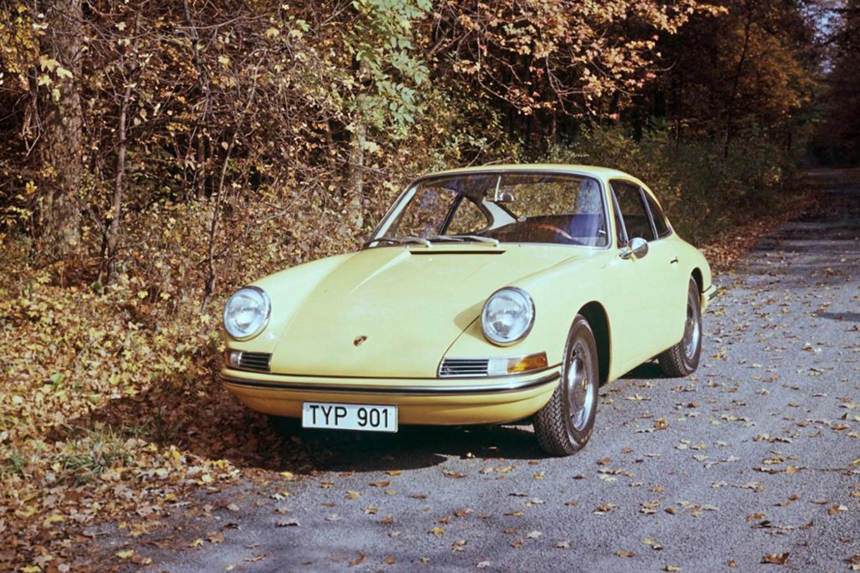 Porsche 911 History The Codenames Explained Car Magazine