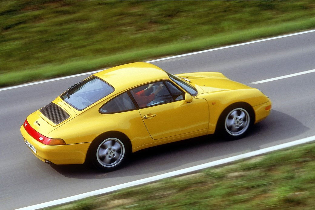 993 Carrera