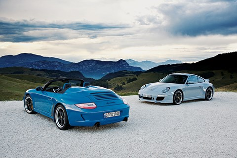 997 speedster and SC