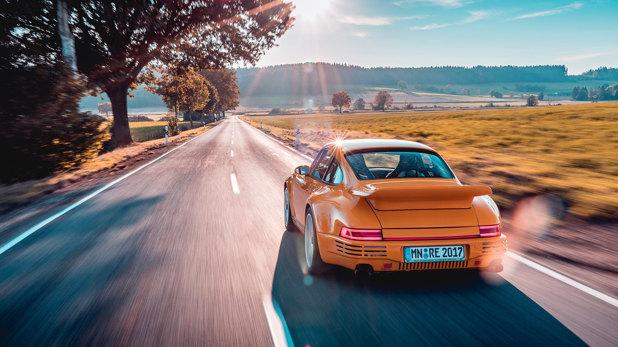 Ruf CTR review: the Yellow Bird soars again