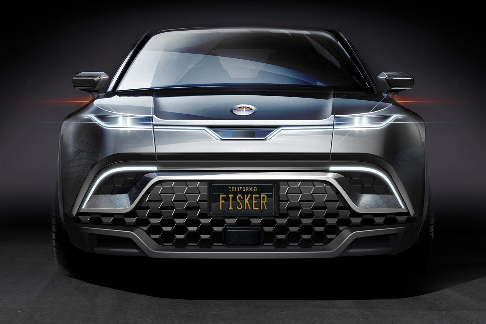 Fisker Teases All Electric Suv