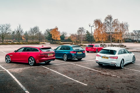 Best estates 2019 rear group
