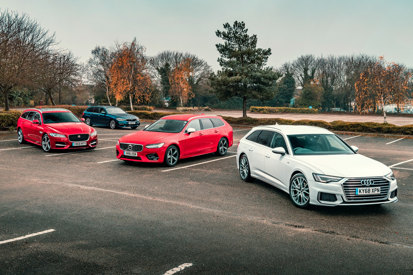 Best Estate Cars 2019 Uk The Top Family Wagons On Sale Car Magazine
