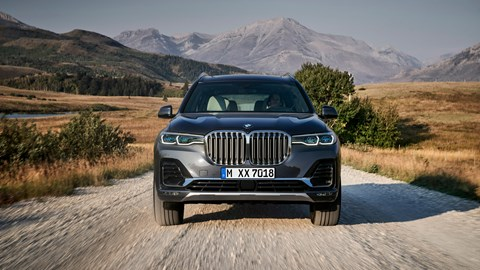 BMW X7 review: more than meets the eye | CAR Magazine