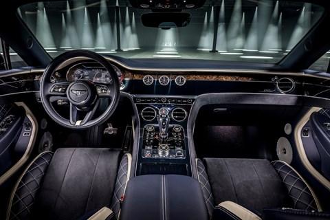 gt speed interior convertible