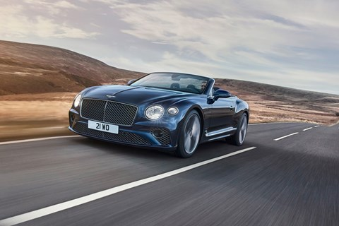gt speed convertible tracking