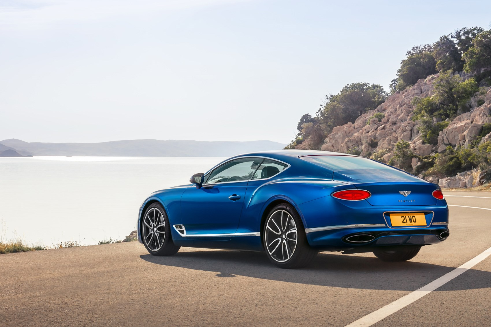 New Bentley Continental Gt V8 Version On The Way