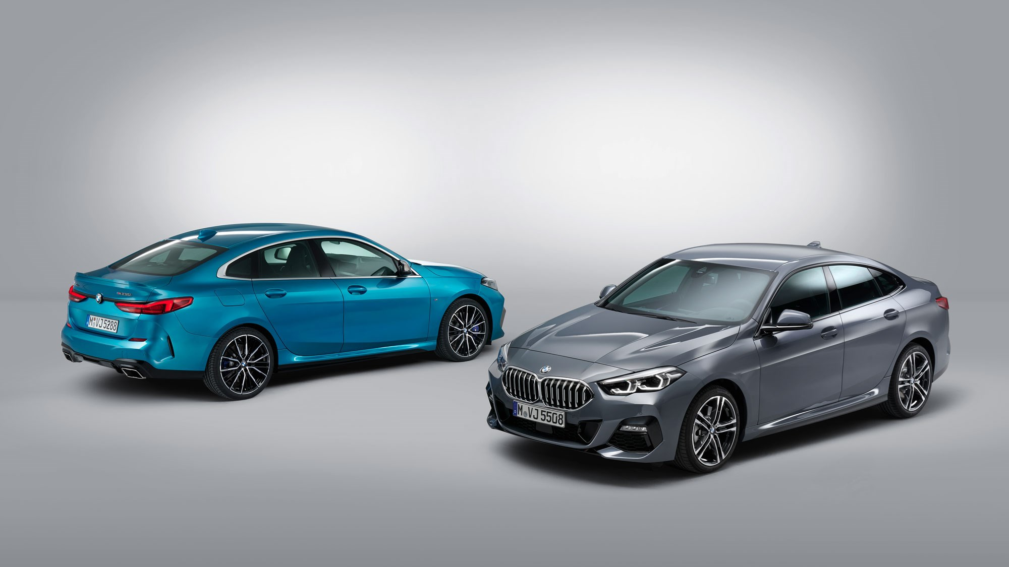 Niche Busting Bmw 2 Series Gran Coupe Unveiled Car Magazine