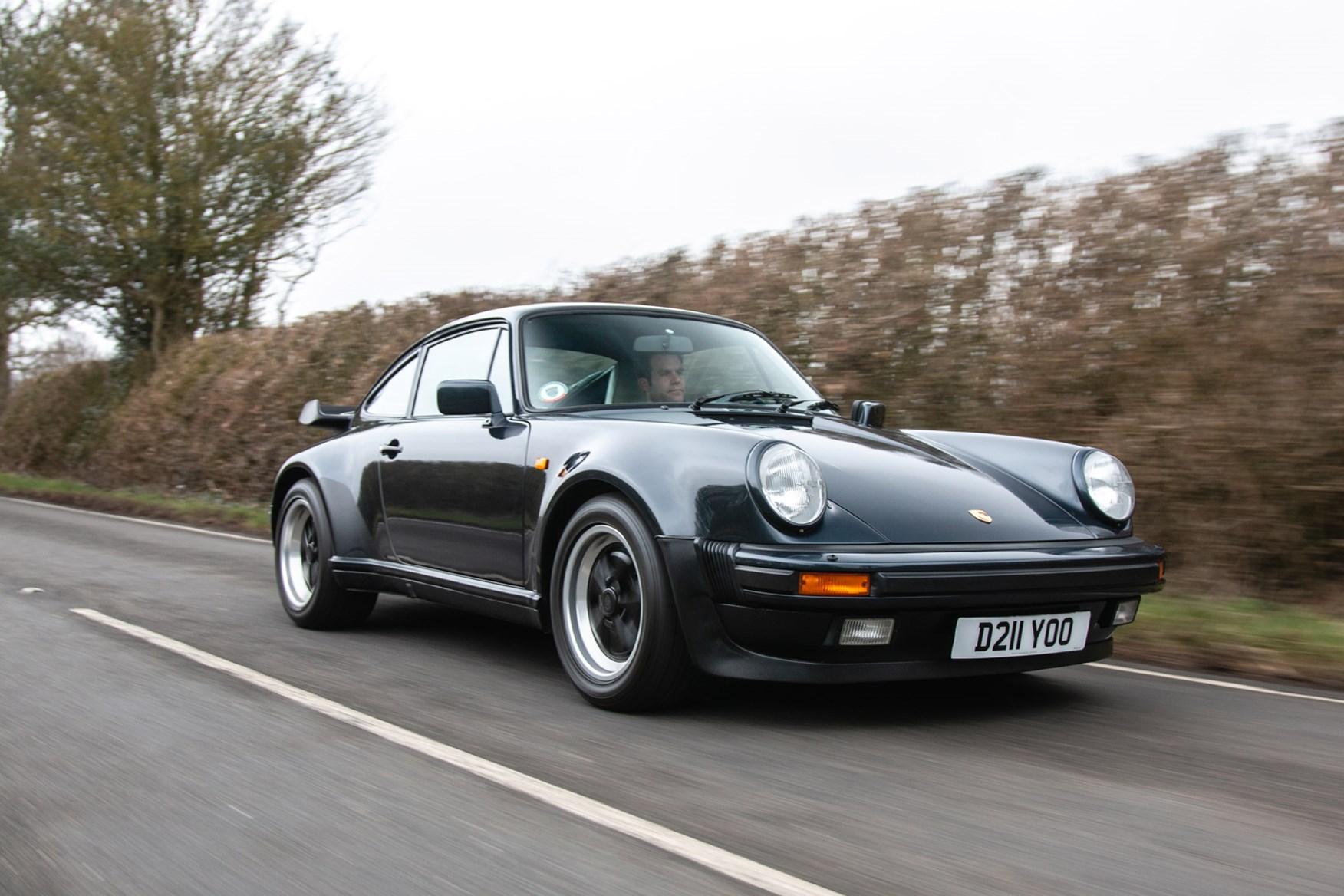 Driving The Classics Porsche 930 Turbo 1987 Review Car Magazine