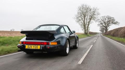 Driving The Classics Porsche 930 Turbo 1987 Review Car