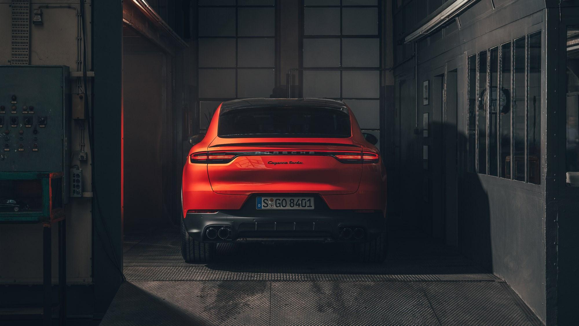 Porsche Cayenne Coupe slinks in to challenge BMW X6 brigade