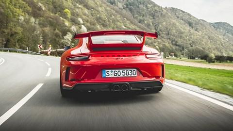 Porsche GT3 values