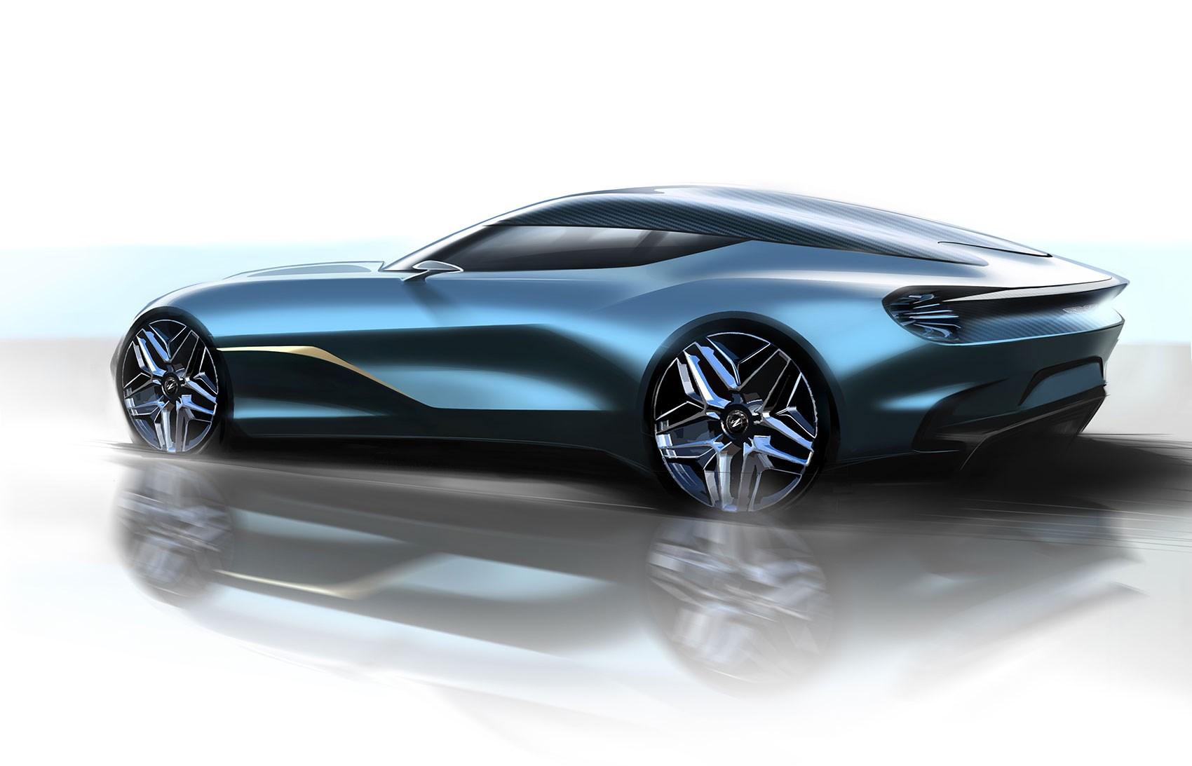 Aston Martin Dbs Gt Zagato And Db4 Gt Zagato Revealed Car Magazine
