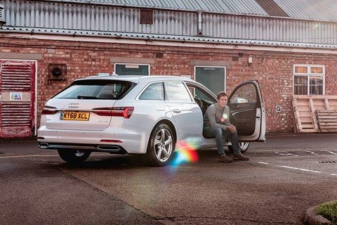 Audi A6 long-term test by CAR magazine