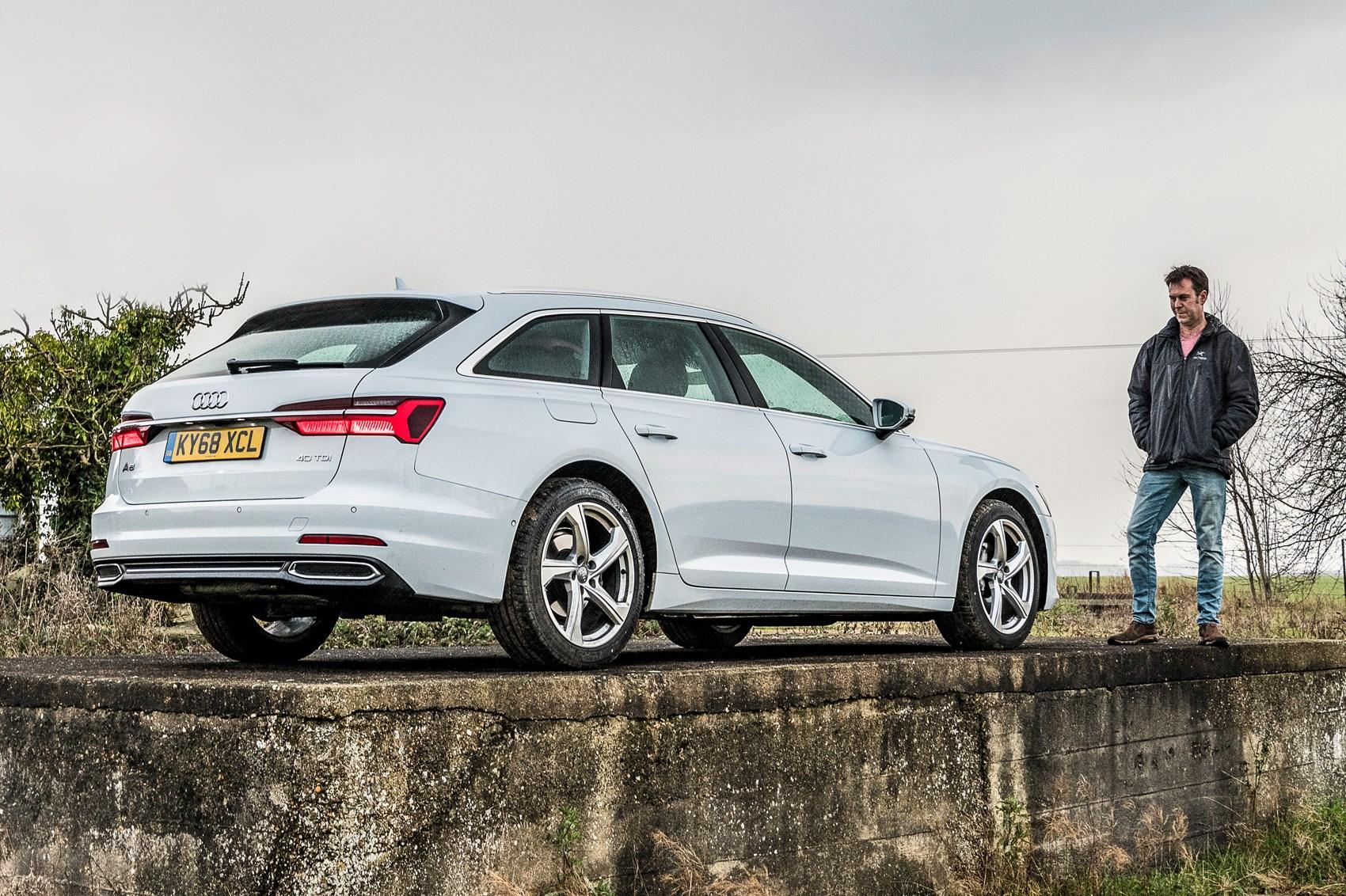 Kelebihan Audi A6 Avant Review