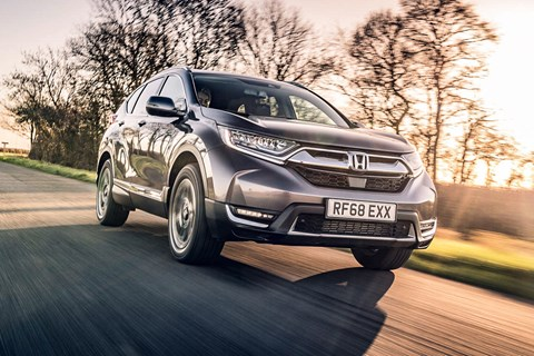 Honda CR-V long-term test