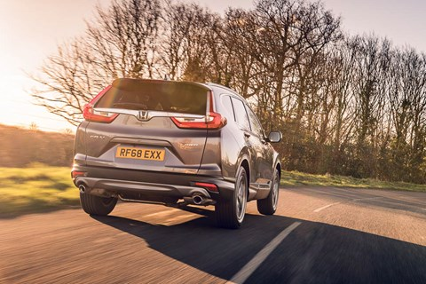Honda CR-V long-term test by CAR magazine UK