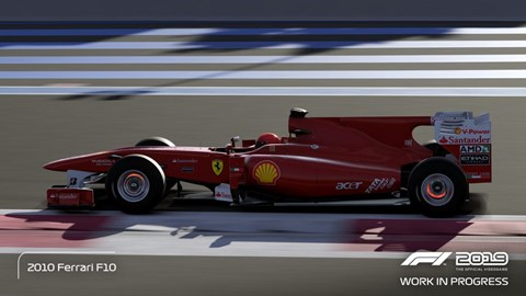 F1 2019 game previewed