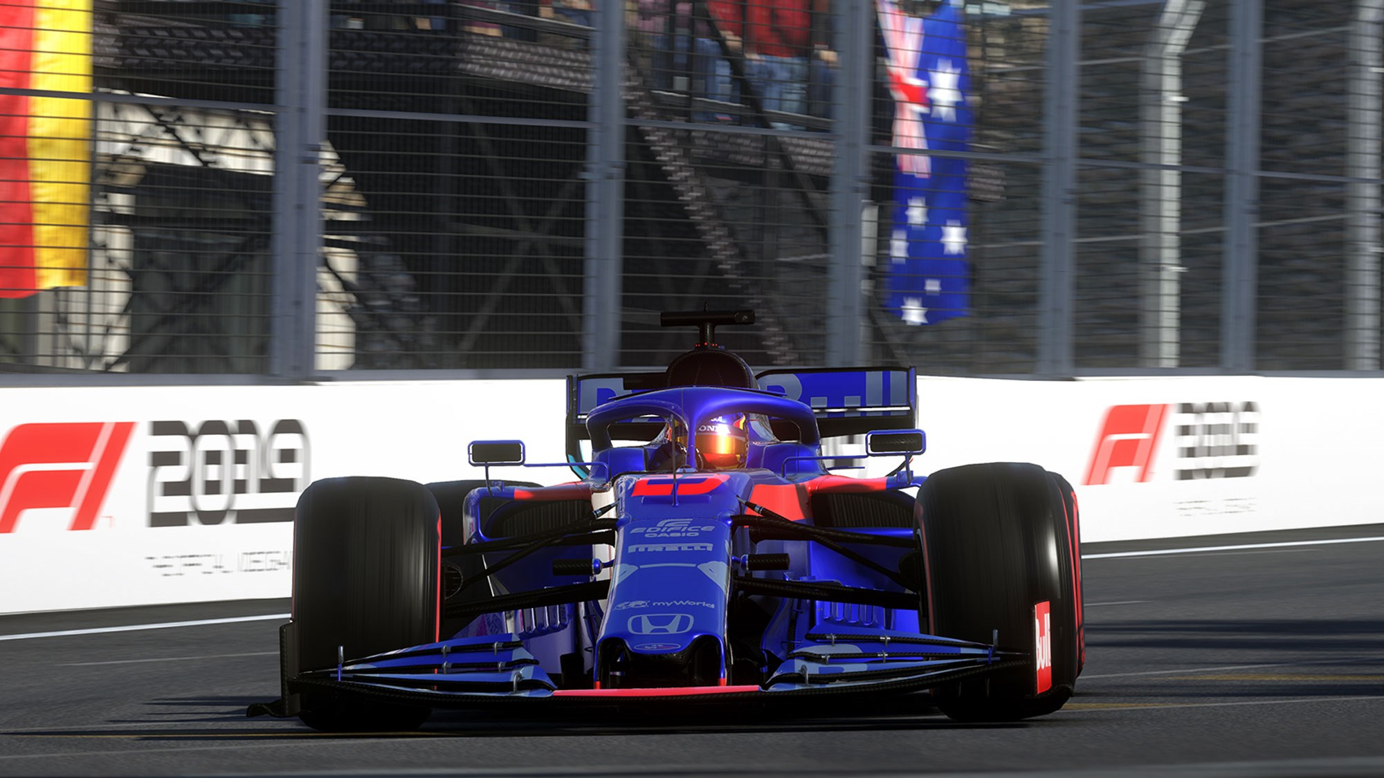 F1 2019 game (PS4, Xbox One) review: the first hour | CAR Magazine