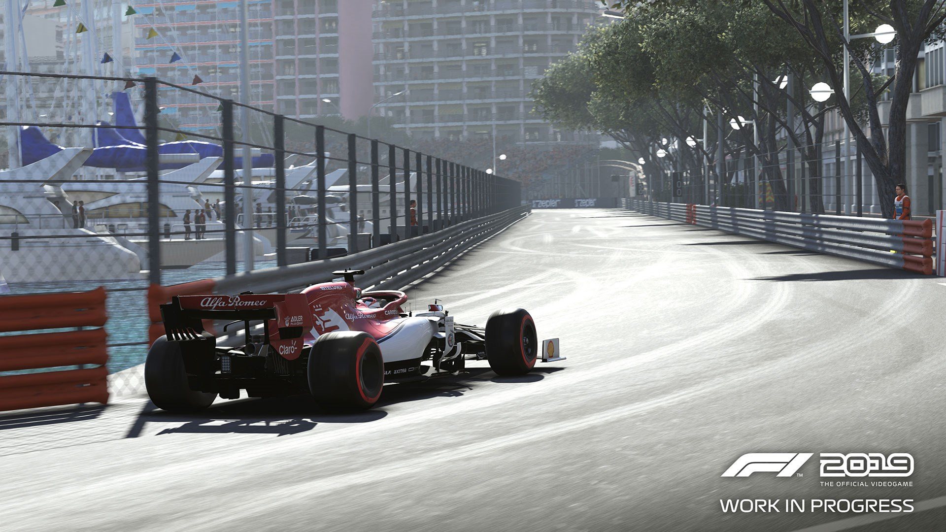 F1 2019 game (PS4, Xbox One) review: the first hour | CAR