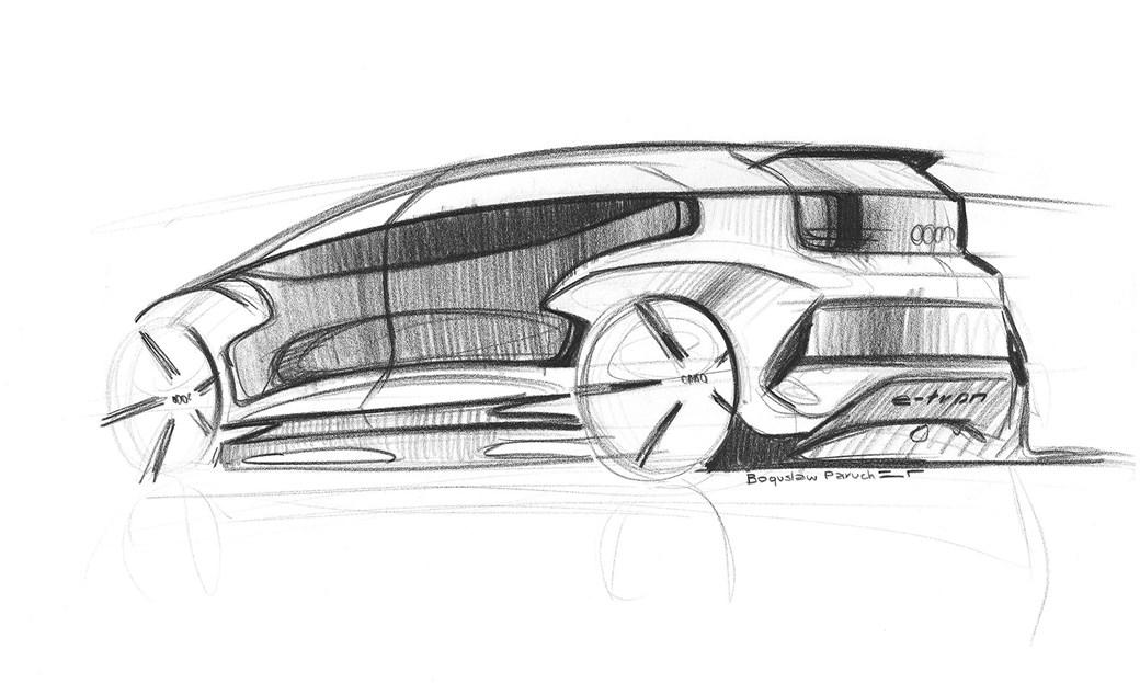 Audi AI: Ben konsept otomobil elektrik ve özerk